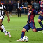 Uroligheder i Barca: Neymar er skadet